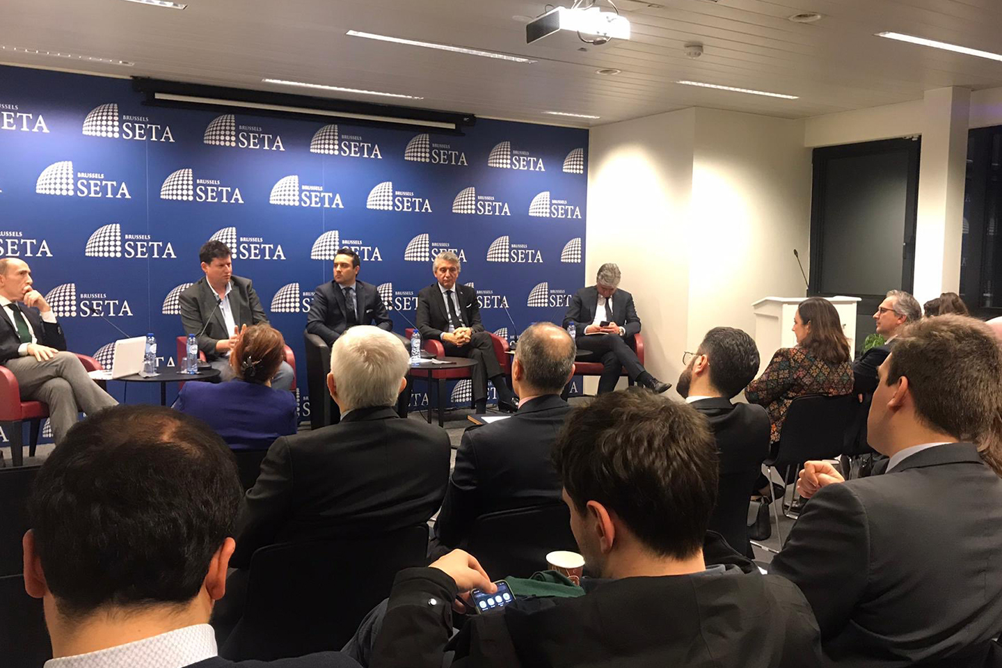 Panel: Turkey's Eastern Mediterranean Policy