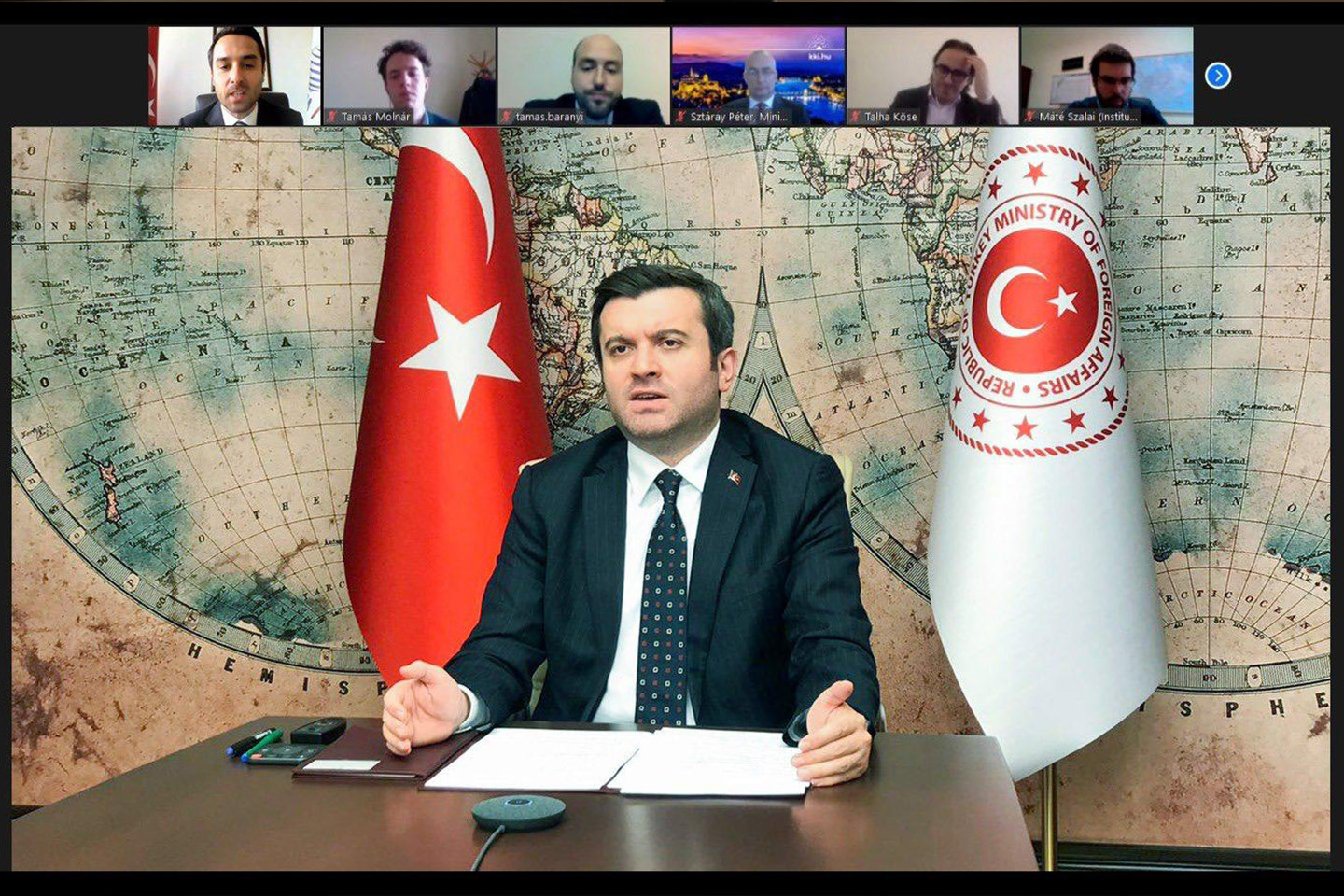 Turkish-Hungarian relations in a changing regional&global environment